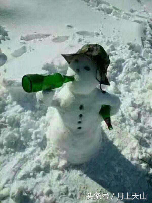 下雪幽默句子,乌鲁木齐大雪之续集|晒一晒朋友圈里的搞笑段子
