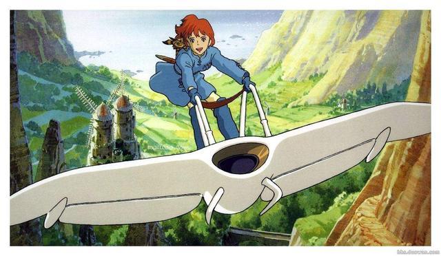 风之漫画,你可以错过一切漫画,但你不应该宫崎骏的《风之谷》(下)