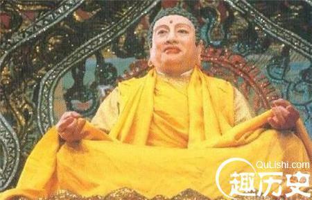 佛祖图片,如来佛祖拈花一笑:西游记中如来佛祖有多厉害