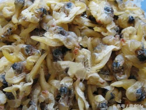 蛤蜊干的做法,一份蛤蜊干 做出一桌的美食