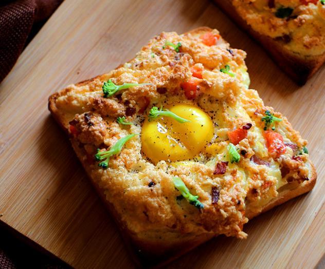 美食天下早餐,5种美味早餐,开启全新一天(内附做法)