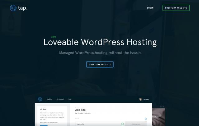 网页空间租用,全新免费的WordPress空间,分分钟建设属于自己的网站
