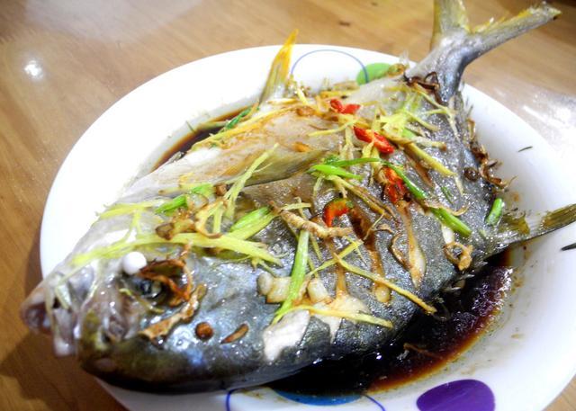武昌鱼的做法,清蒸武昌鱼的做法最正宗的做法 这样做很鲜美