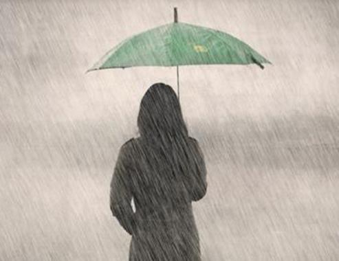 关于雨天悲凉短句,下雨天的心情说说,淡淡的伤感