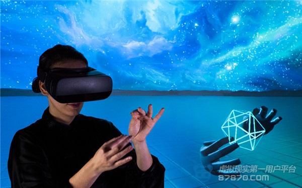 vr3.4,VR又将迎来新一轮创新?手势追踪来了!