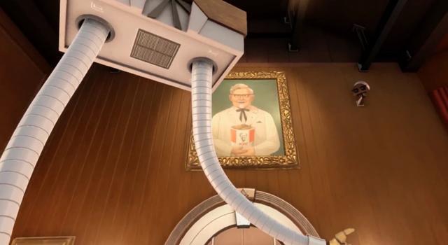 vr密室逃脱,恐怖VR密室逃脱 这是肯德基新的培训方式