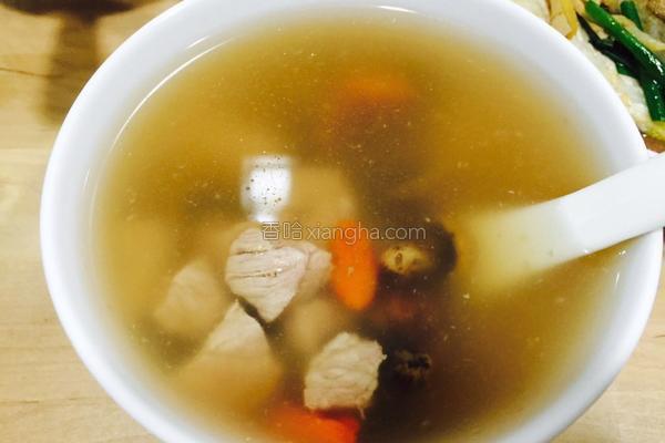 红菇的吃法,红菇炖瘦肉汤