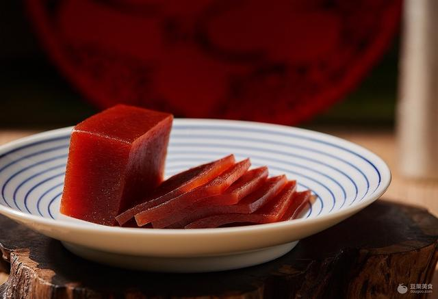 山楂糕的各种吃法,京糕&山楂酱&果丹皮
