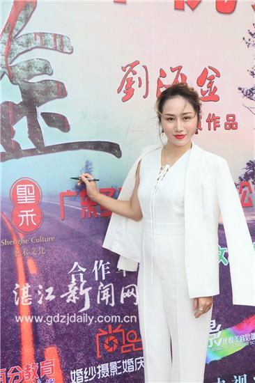 吴雅思,《归途》开机在湛取景 湛江导演执导