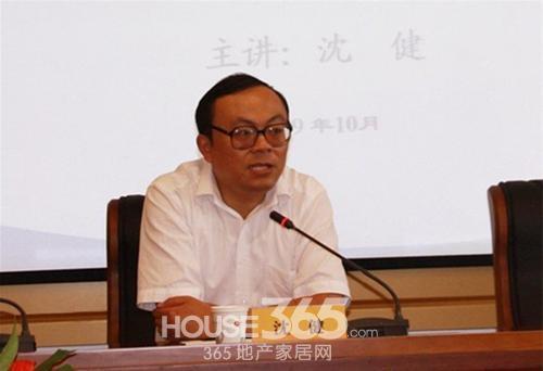 苏州房产网,苏大沈健:政策调整促进成交量 整体楼价仍保持稳定
