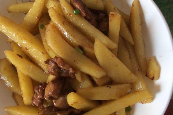 土豆鸡块的做法,土豆烧鸡块的做法步骤