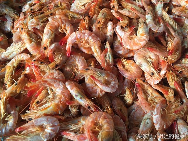 虾干的做法,好吃不过风干虾(附做法儿)