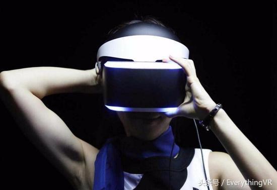 美女VR,看美女们是如何体验VR的