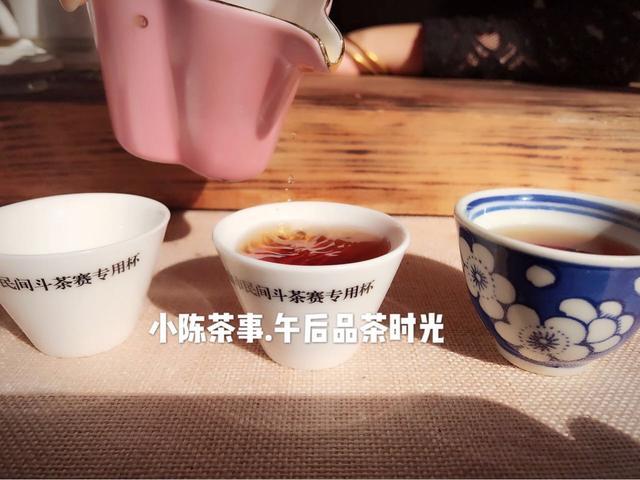 黑茶的吃法,图文解读黑茶、绿茶、红茶、白茶、乌龙茶的正确泡法,你用对了吗