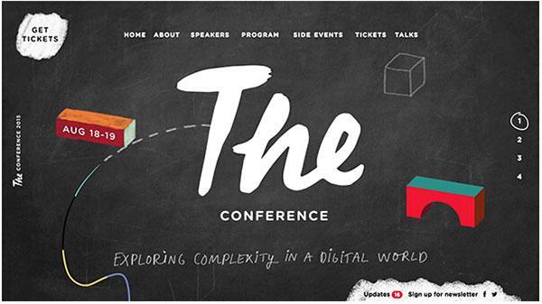 网页字体设计,网站建设对字体排版有要求吗?