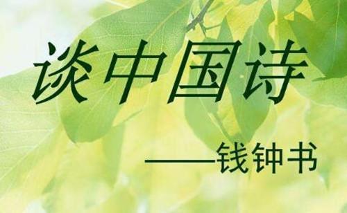 人教版高三语文《必修课谈中国诗》知识点精讲