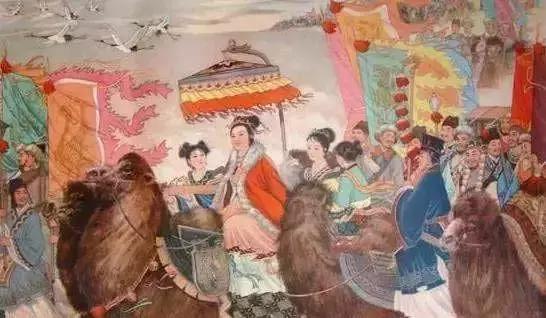 蔡文姬的诗,蔡文姬:一生三嫁,跌宕起伏