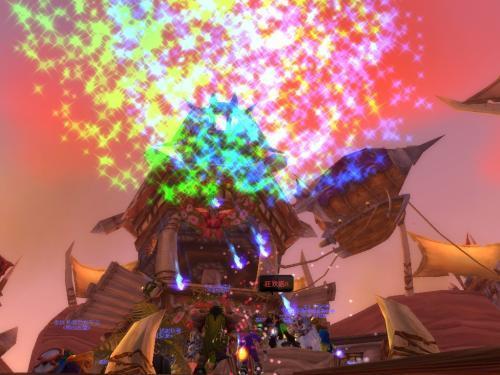 游戏祝福语,魔兽世界:情人节最走心的祝福 一句话吓得一公会全部下线