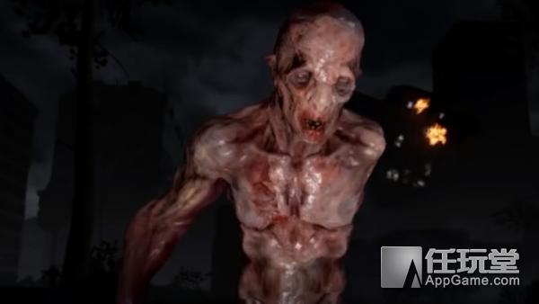 vr  美女,美女挑战VR丧尸游戏 朋友却笑得停不下来