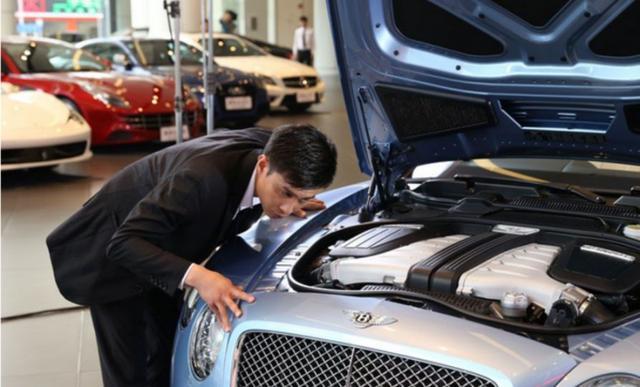车贷行业操作全流程