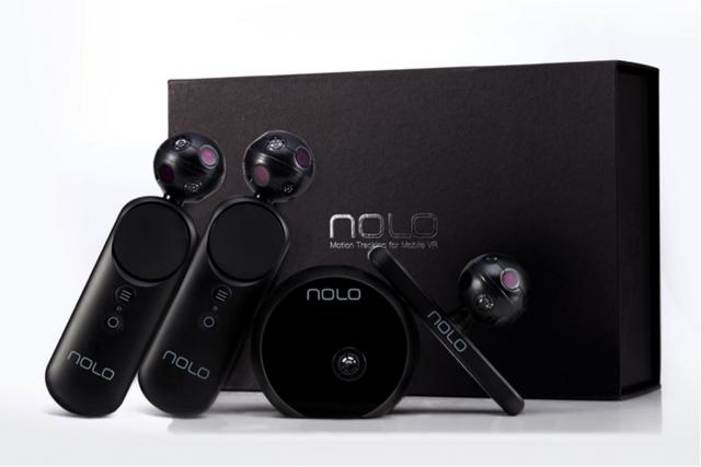 nolo vr,让手机VR获得6Dof交互,NOLO VR获千万美元A轮投资