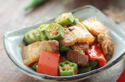 秋葵怎么做好吃,口感软滑营养丰富的秋葵9种美味做法,不知道的赶快学起来!