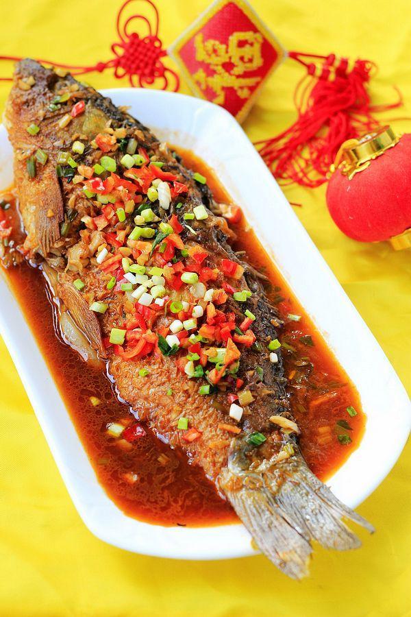 怎么做鱼,烹饪小窍门,怎么做鱼不破相,教你做一条完整无缺的鱼