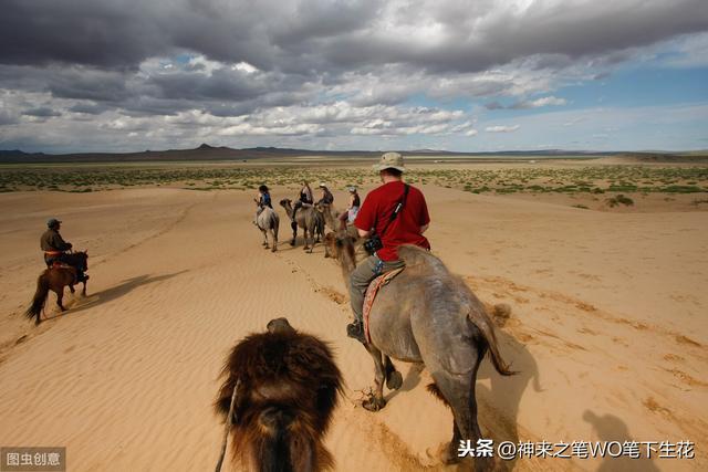 赞美草原的短句,赞歌·蒙古草原
