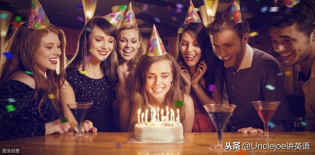 英文生日祝福语,举办聚会庆父亲60岁生日 高中英语《词语句篇》U3 No.6 生日聚会