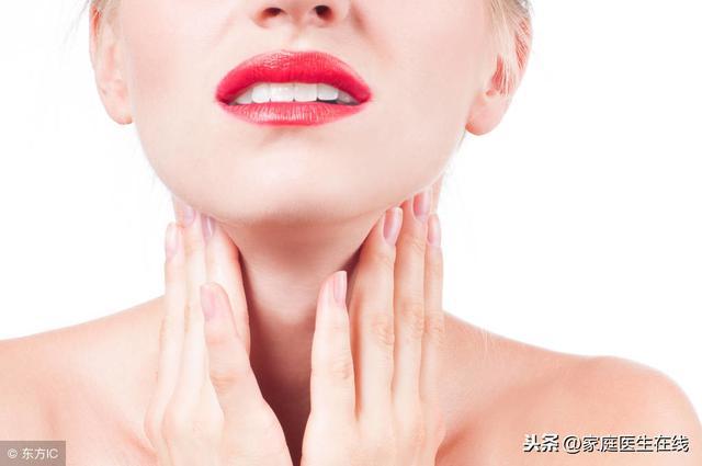 咽炎的症状有哪些症状,患上咽喉炎的3个症状,你了解吗?做好4个防护措施来预防!