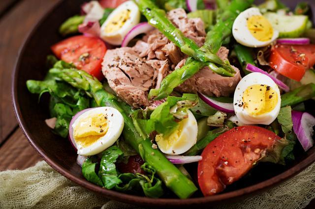 沙拉的做法,120款自制沙拉做法,简单拌一拌,低脂健康又好吃
