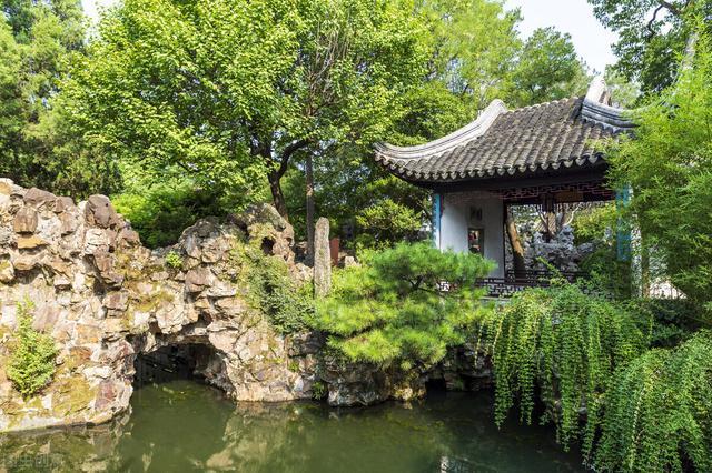 狮子林简介,江苏名园狮子林,背后有怎样的国学意义?