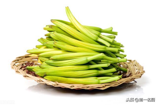 黄花菜的做法,难怪饭店的清炒黄花菜好吃,原来烹饪有技巧,简单爽口,营养丰富