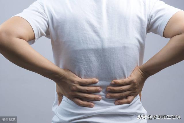 背痛的原因有哪些,经常感到背部疼痛,请不要忽视:可能是这6种疾病