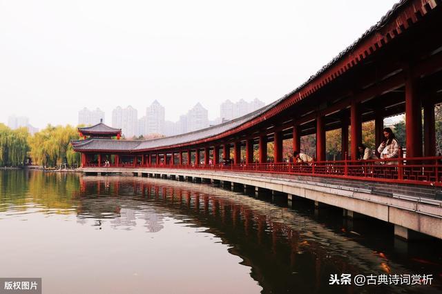 百般红紫斗芳菲的上一句,读了那么多咏杨花的诗,还是觉得韩愈这首《游城南晚春》最有情意