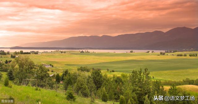 写景的好句,描写景物的优美语段80例,带你饱览一年四季的美景