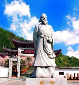 淝水之战简介,解说淝水之战,中国史上以少胜多的经典战役,全靠谢安部署得当
