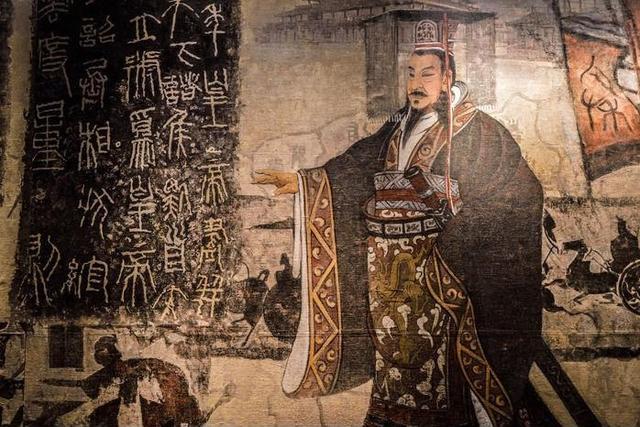 秦始皇陵地宫水银图片,以水银为江河湖海:秦始皇陵真有那么多水银?这些水银都是哪来的