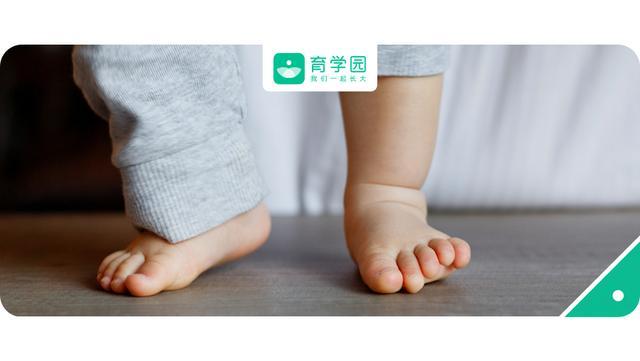 婴儿脚脚,宝宝走路喜欢踮脚?有这6种情况要就医