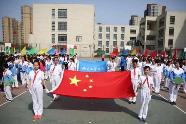 """北京小学,北京前三甲小学,实验二小""""位居榜首"""",北京小学仅排名第三"""