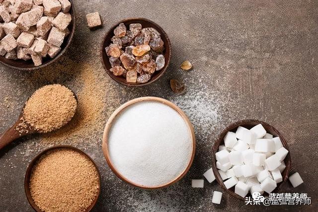糖的品种,各种糖怎么选,低聚糖,白砂糖,糖醇,葡萄糖,孩子适合吃哪种?