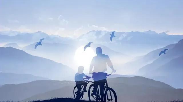 关于父亲的诗,诗词丨爸爸节:悠悠父爱,厚重如山
