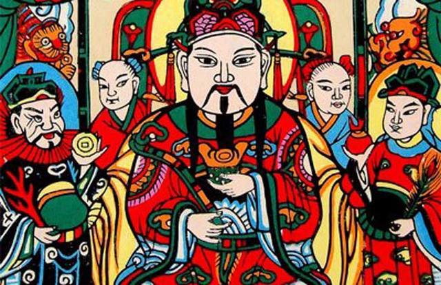财神寓意,传说中的财神有几位?
