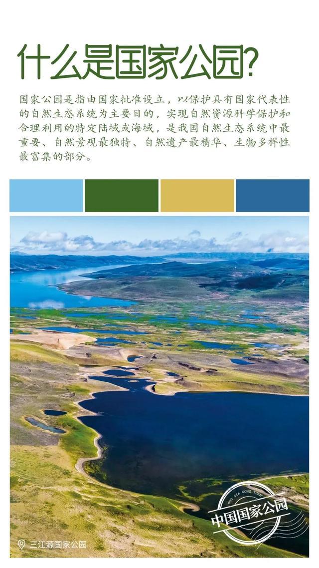 第一批国家公园名单公布 全球新闻风头榜 第6张