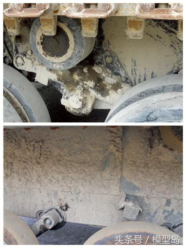 泥怎么做的,米格大师教你怎么做泥浆效果|模型制作技巧