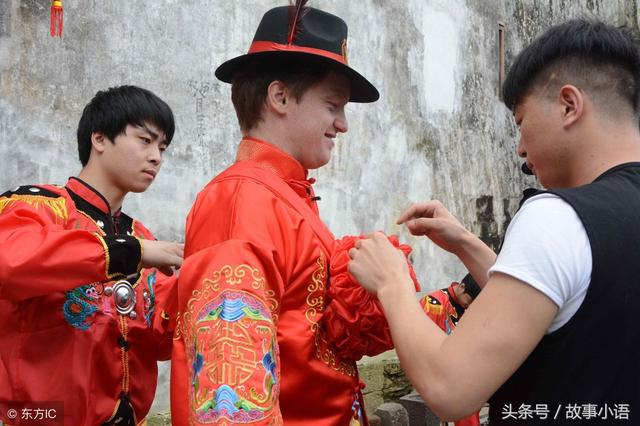 中国女孩与英国小伙的跨国恋,两人购买徽派老民居,办传统婚礼 全球新闻风头榜 第4张