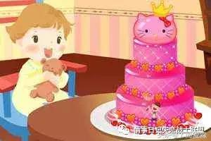 生日对孩子的祝福语,写给宝宝生日的唯美的句子
