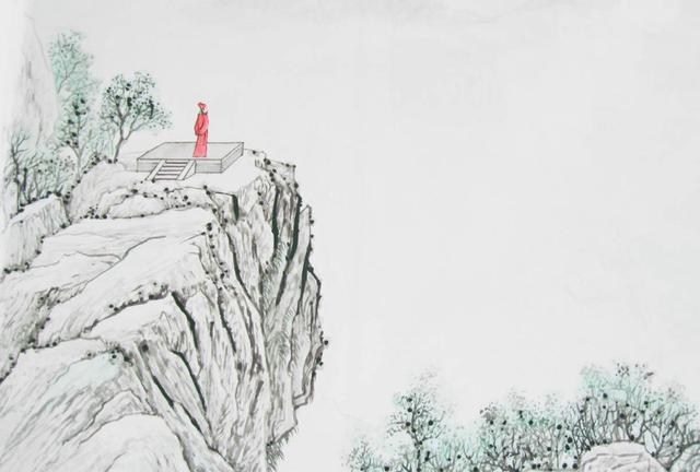 陈子昂的诗,陈子昂最经典的一首诗,只有四句,却写出了孤独的最高境界