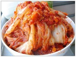 韩国泡菜的做法,正宗韩国泡菜做法来了