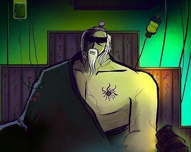 尸兄漫画免费,尸兄:病态时候的他可以把尸王当宠物,最后却被暗算成为众人宠物